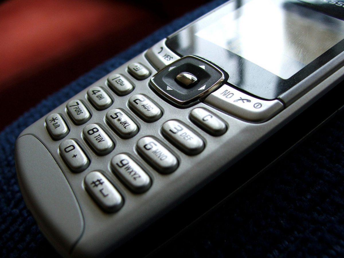 Telefony dla seniorów